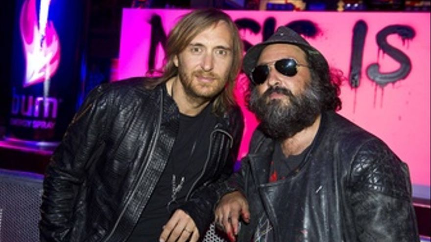 GRAMMYÂ award winning DJ and producer David Guetta and Los Angeles-based filmmak