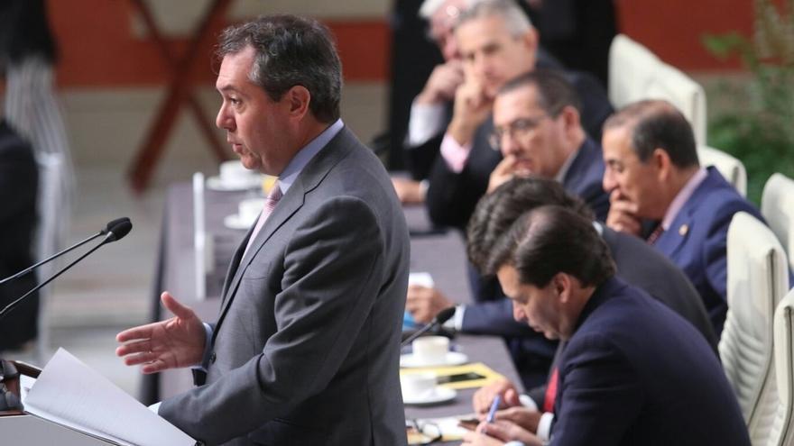 """Alcalde Sevilla rechaza términos """"que introducen desigualdad"""" en el debate tras la propuesta de nación de Sánchez"""