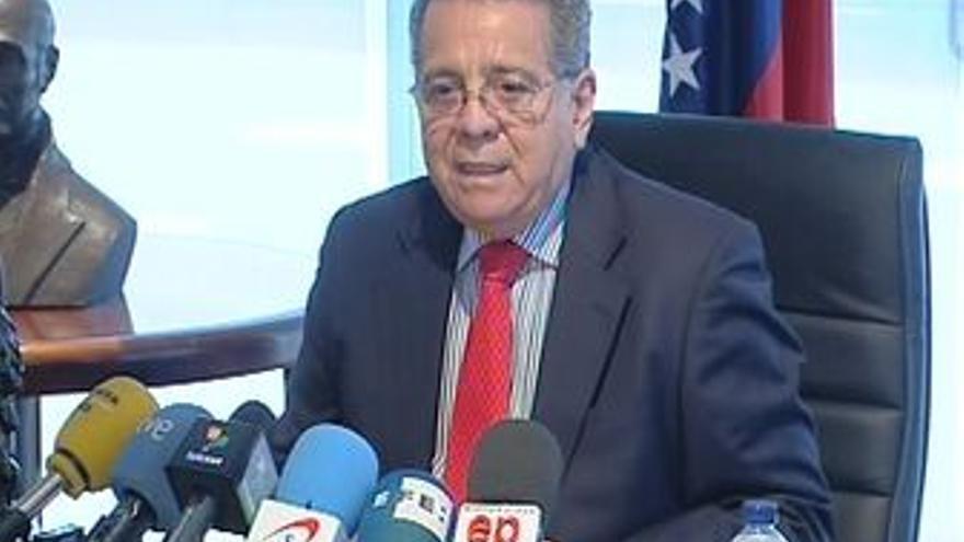 Embajador Venezuela