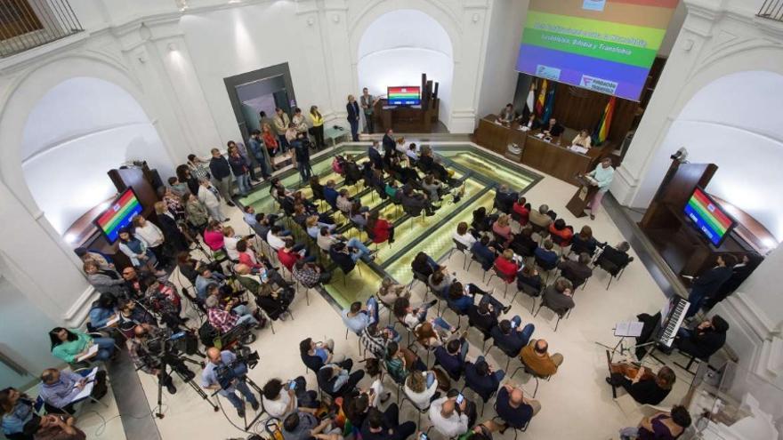Foto general del acto / Asamblea e