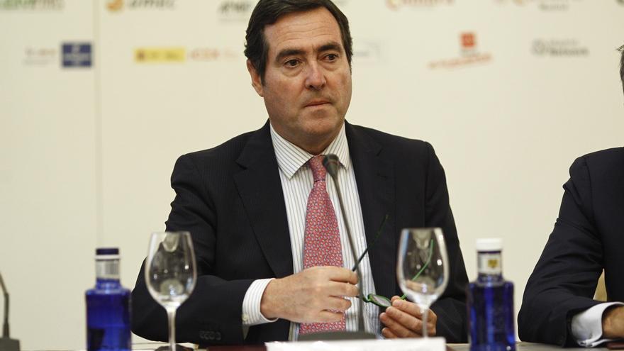 """Presidente de Cepyme elogia la actitud de Felipe VI sobre Cataluña: """"Tenemos un Rey que es la pera"""""""