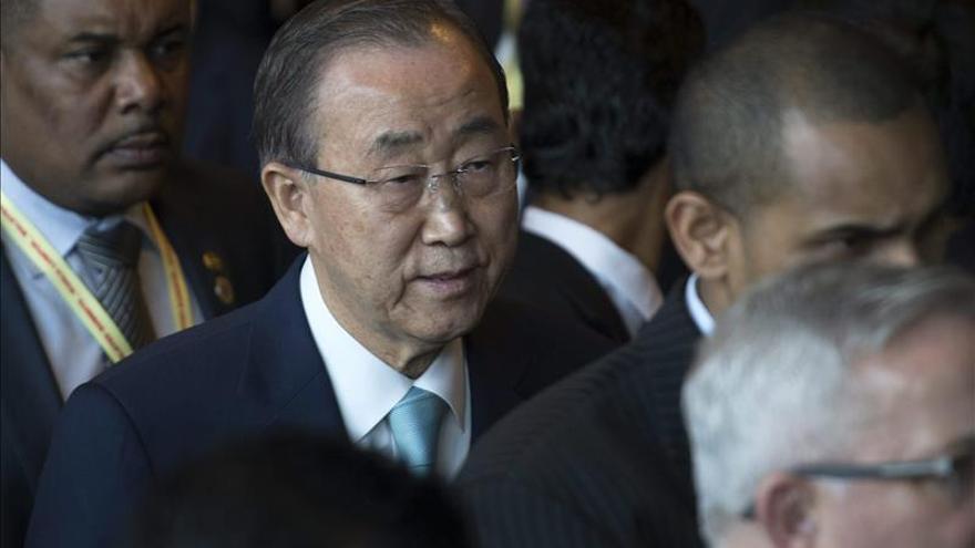 Ban pide buena voluntad a las partes del conflicto yemení para lograr la paz