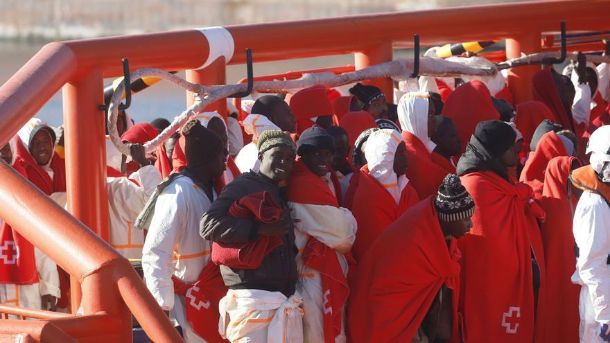 """Vox pide acabar con """"rescates ficticios"""" en aguas de Marruecos que """"dan alas a las mafias esclavistas"""""""