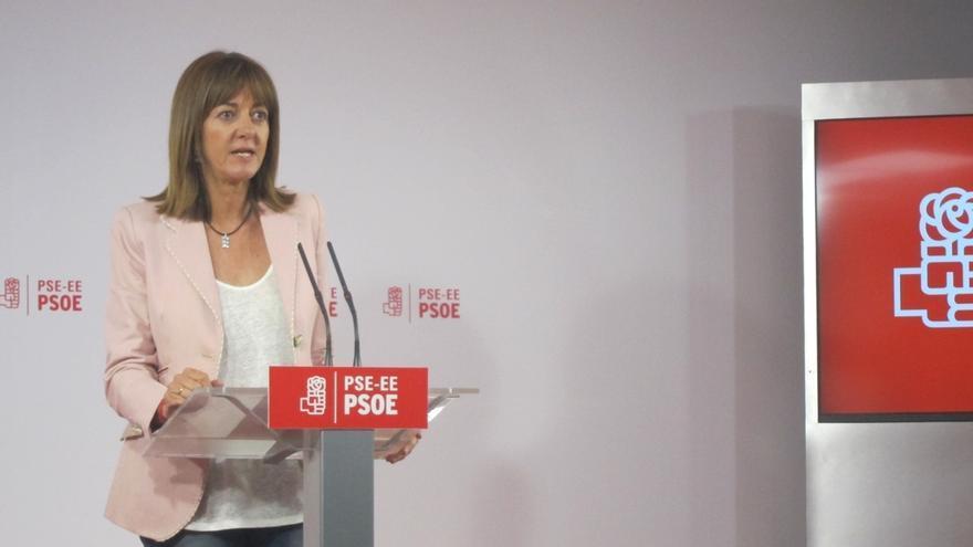 """Mendia dice que """"la unidad y lealtad son una obligación"""" y afirma que PSE estará """"lealmente a disposición"""" de Sánchez"""
