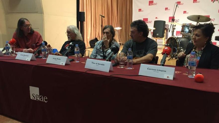 Pardo, Benavent y Di Giraldo graban su tercer disco, dedicado al flamenco