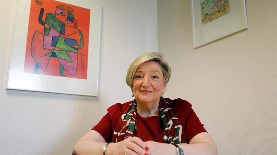 Ana Lluch: Una mujer tiene que esforzarse el triple para lograr un alto cargo