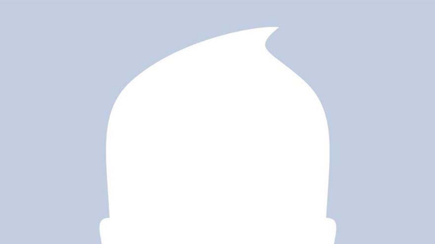 Imagen que aparece en Facebook cuando el usuario no tiene foto de perfil