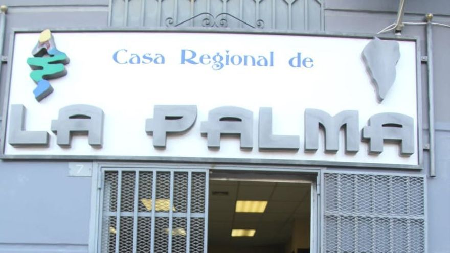 Casa Regional de La Palma en Tenerife.