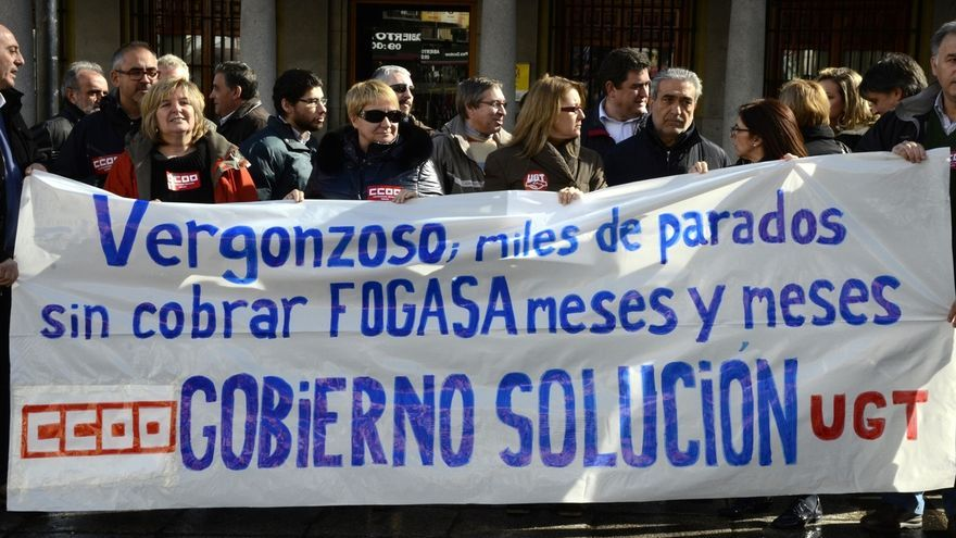 """El PP rechaza aumentar la plantilla del Fogasa porque el problema de los retrasos """"ya se ha solucionado"""""""