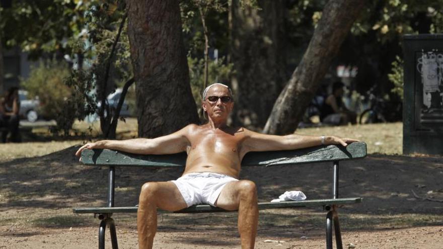 Alerta preventiva en Buenos Aires ante la tercera ola de calor del verano