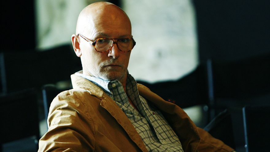 El periodista Carlos García Calvo, en una imagen de 2006