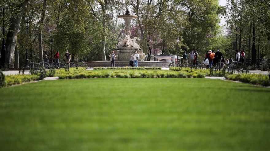 El 82 % de los europeos quiere ciudades más verdes y peatonales, según un sondeo