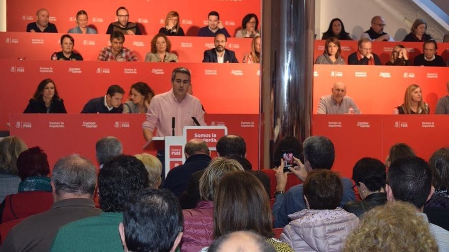 """Zuloaga: """"Ya está bien, es incomprensible tanta resistencia al cambio en el PSOE por algunos pocos"""""""