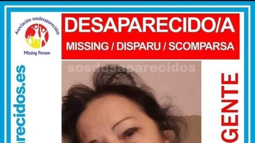 Piden colaboración ciudadana para localizar a una mujer desaparecida en Roquetas de Mar