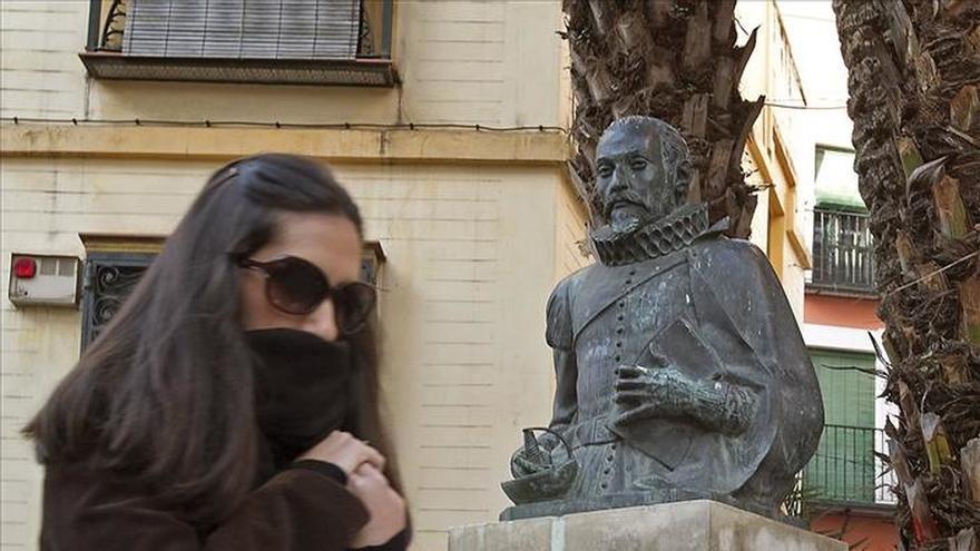 Otra mujer en la vida de Cervantes