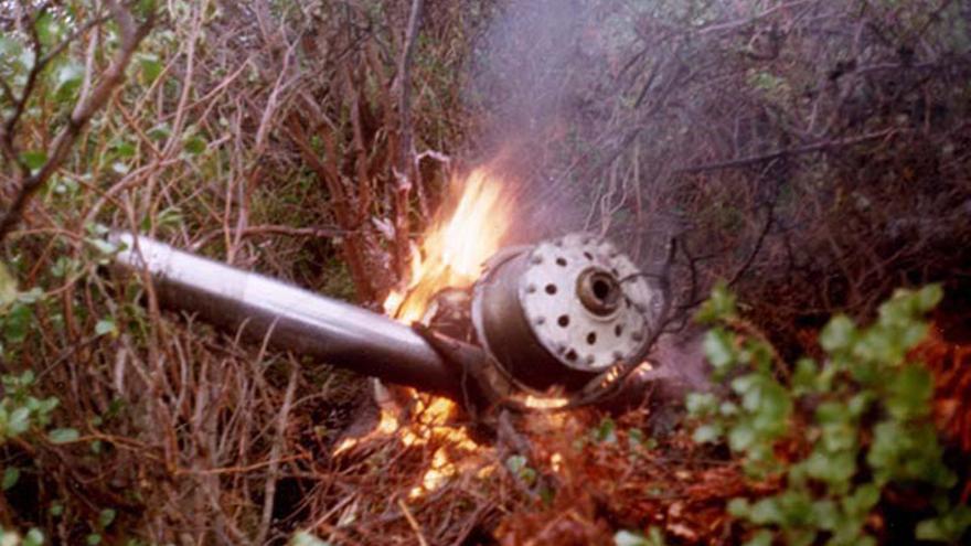 Accidente del P3B Orión de la Marina norteamericana