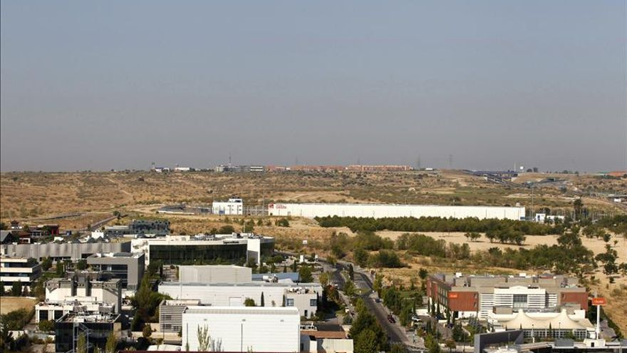 Máxima expectación en Alcorcón para conocer la futura sede de Eurovegas