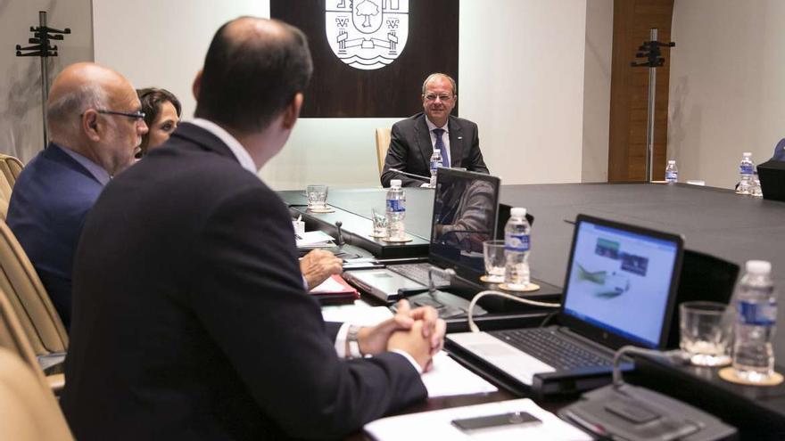 Consejo, Gobierno Extremadura, Monago