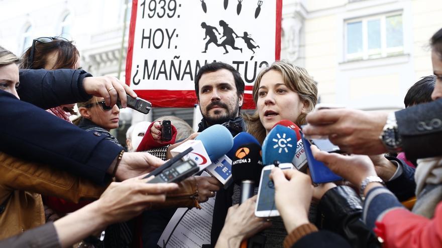 IU dará a conocer este lunes el resultado de la votación en la que los militantes han elegido a su nueva dirección