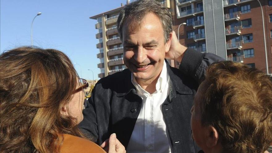 """Zapatero cree que su gobierno salvó el carbón y el PP """"lo está dejando caer"""""""