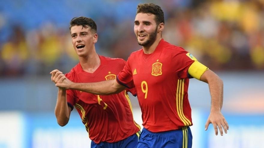 España Corea del Norte en el Mundial sub 17