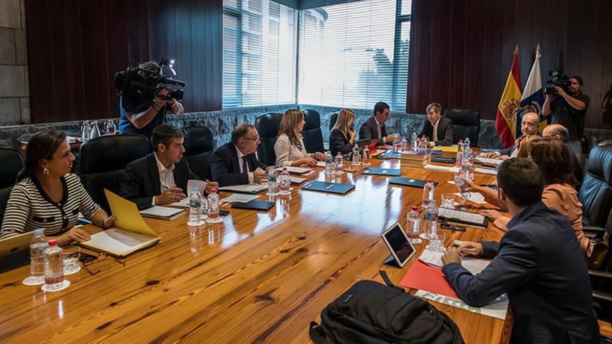 Consejo de Gobierno del Ejecutivo autonómico