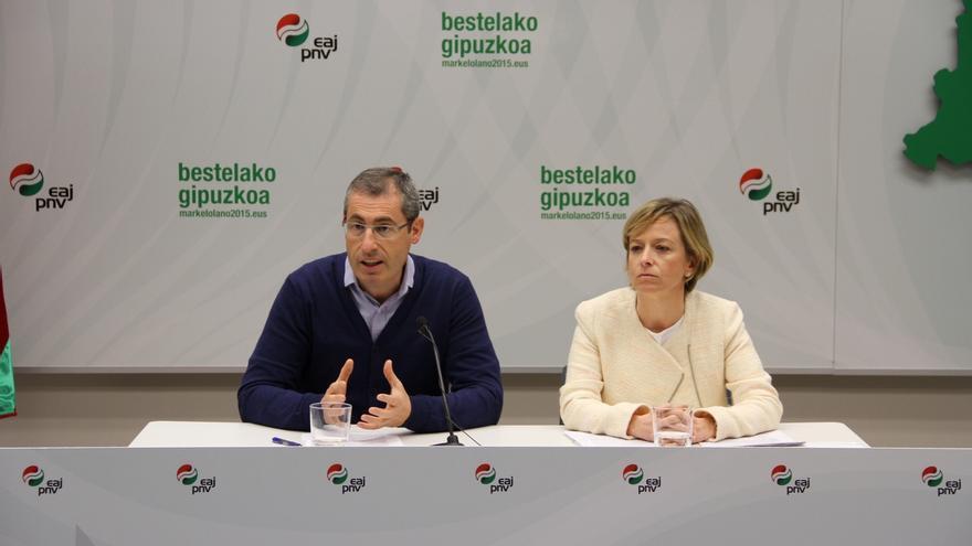 """PNV de Gipuzkoa denuncia que la empresa y el empleo """"sufren un nuevo retraso"""" por la """"incapacidad"""" de Bildu"""