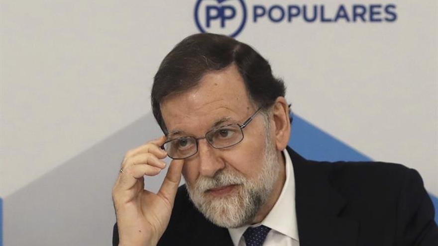 """Rajoy expresa """"solidaridad y afecto"""" de España con víctimas accidente en Cuba"""