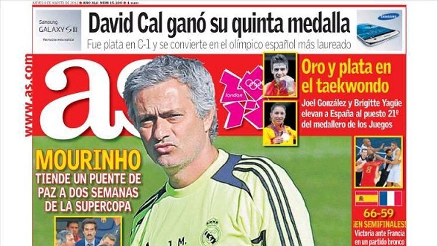 De las portadas del día (09/08/2012) #13