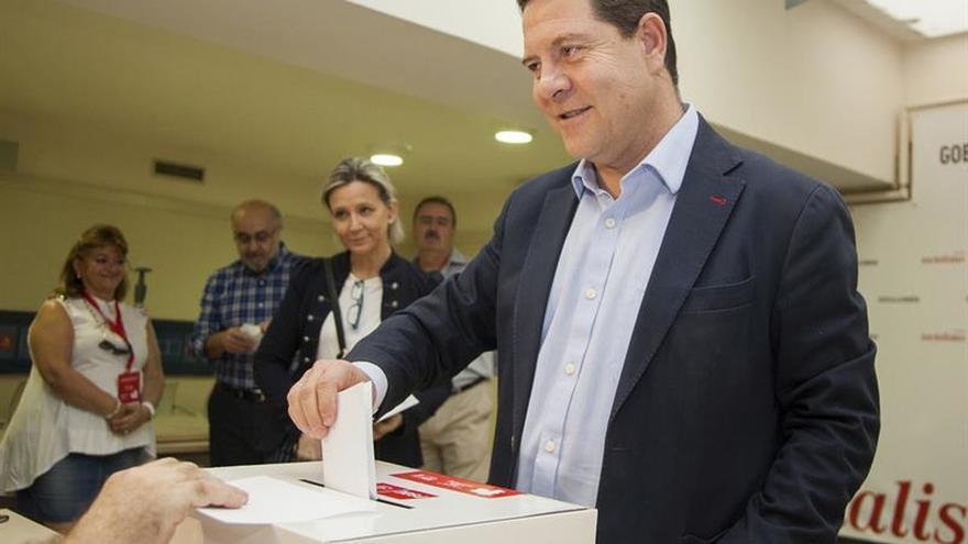 Page dice hay dos caminos: elecciones catalanas o referéndum en toda España
