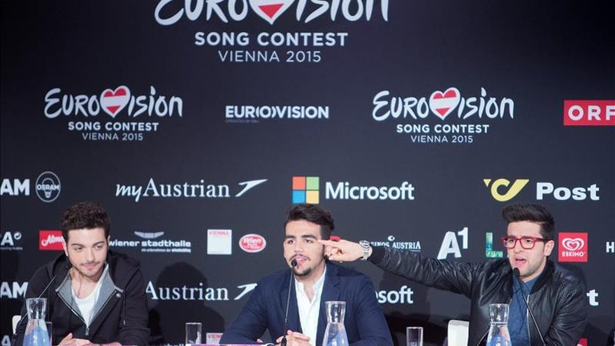 Los italianos de Il Volo desean conquistar Europa con un éxito en Eurovisión
