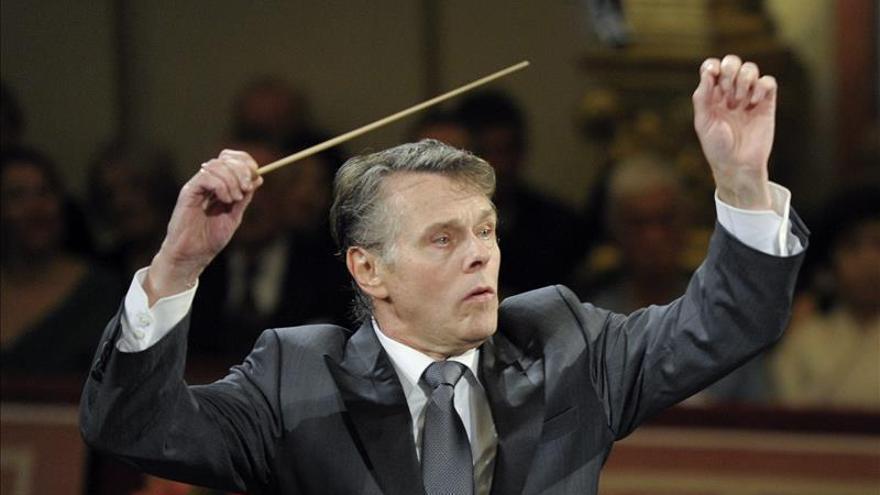 """La Filarmónica de Viena estrena el vals """"España"""" en el Concierto de Año Nuevo"""