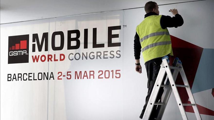 Un total de 167 empresas españolas, un 7,7 % más, participarán en el MWC