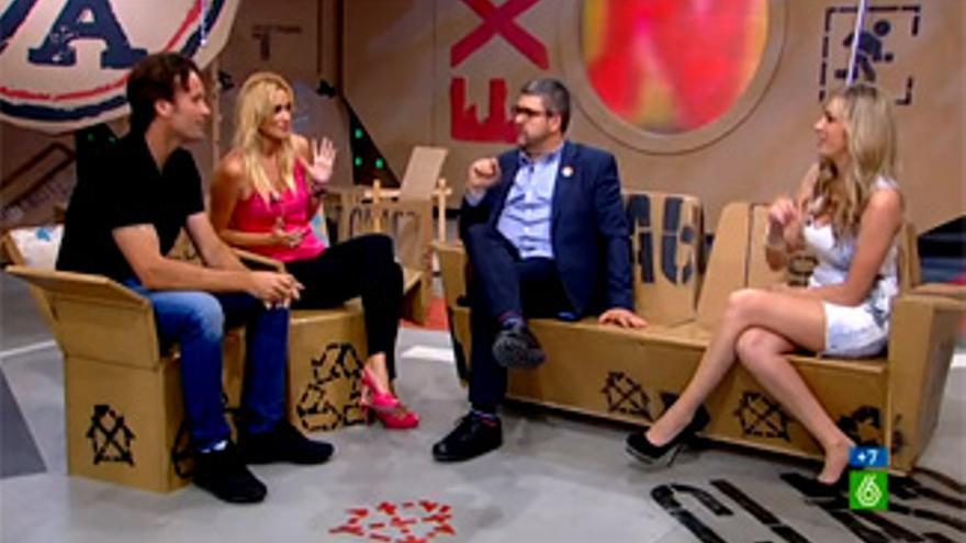 """Carolina Cerezuela a Moyá: """"Si reconoces a las tenistas gritando, me mosqueo"""""""
