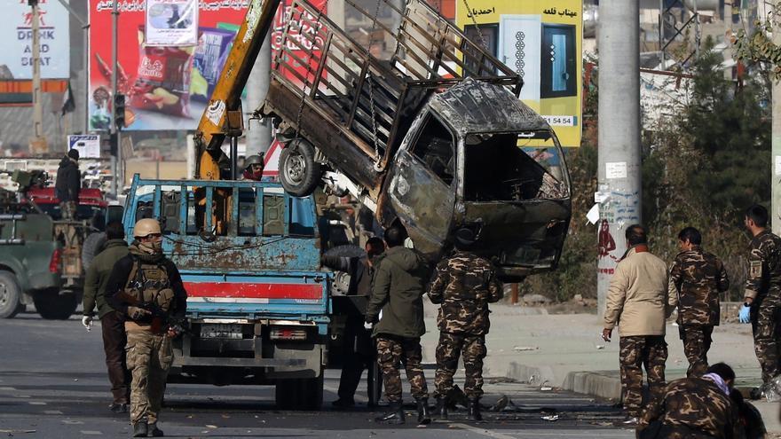 Al menos 5 muertos y 25 heridos en un ataque con morteros contra Kabul