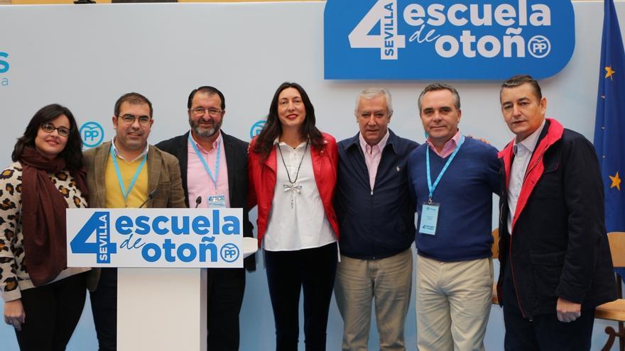 """Arenas pide centrar el Congreso del PP en """"lo que importa a los españoles"""" y no sólo en """"el modelo organizativo"""""""