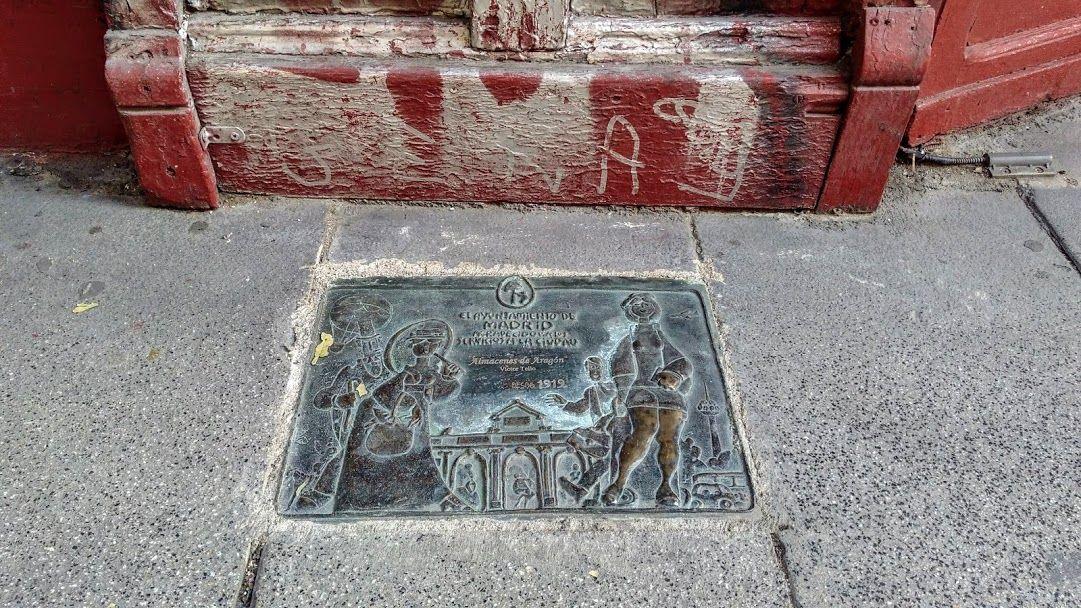 Almacenes de Aragón centenario