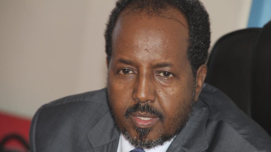 Investido el nuevo presidente de Somalia entre fuertes medidas de seguridad