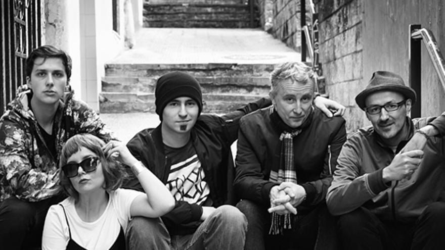 La banda santanderina Funk Indigo