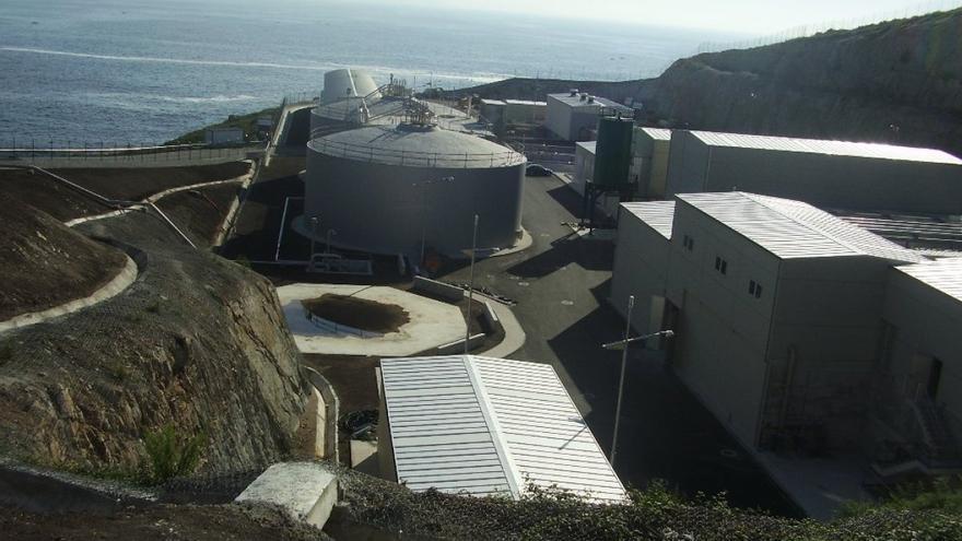 Instalaciones de la depuradora de Ferrol / Degremont