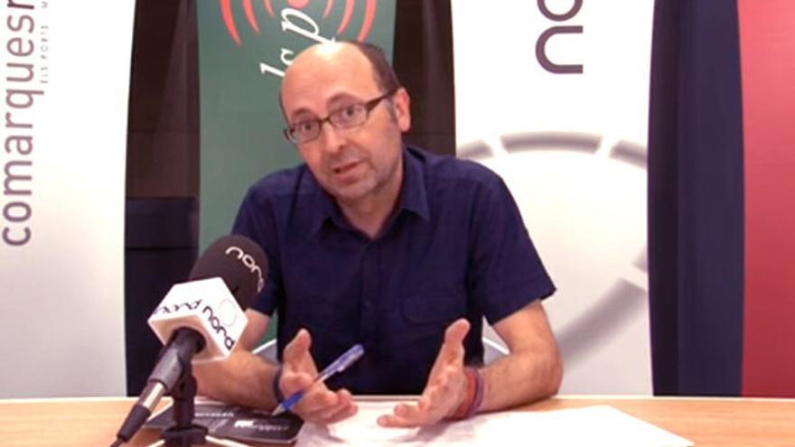 Francis Puig, responsable de Comunicació dels Ports.