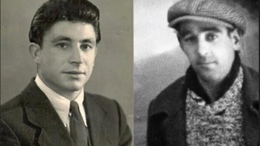 Enrique Calcerrada y José Fontanet, dos madrileños deportados