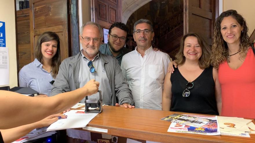 Grupo Socialista en el Ayuntamiento de Santa Cruz de La Palma.