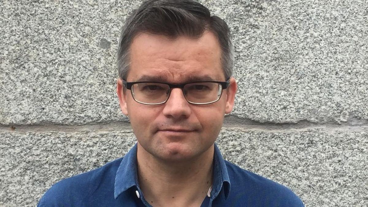 El periodista, Manuel Rico