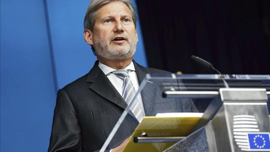 La CE espera abrir pronto un nuevo capítulo en las negociaciones adhesión con Turquía