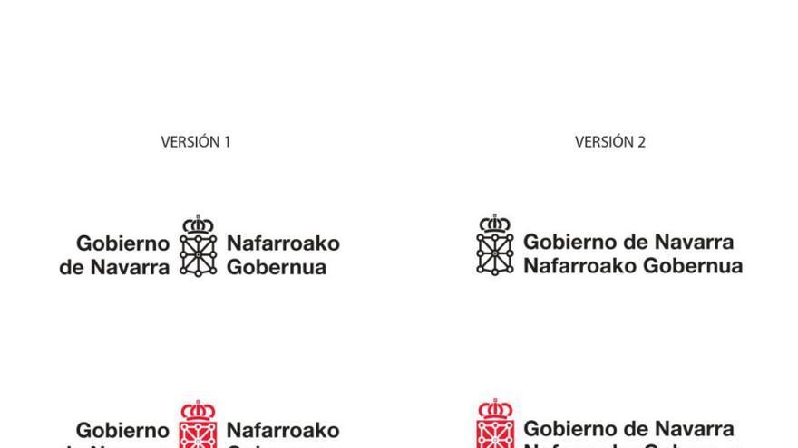 Nuevo logo del Gobierno de Navarra