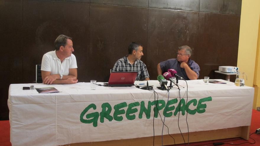 Murcia podría ser autosuficiente con agua subterránea y el trasvase terminar en tres años, según Greenpeace