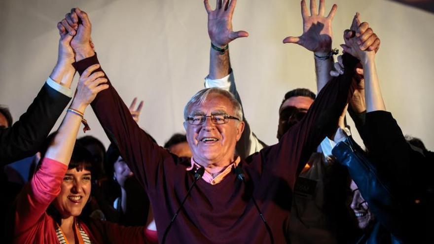 Ribó retiene la alcaldía de Valencia y podrá volver a gobernar con el PSPV
