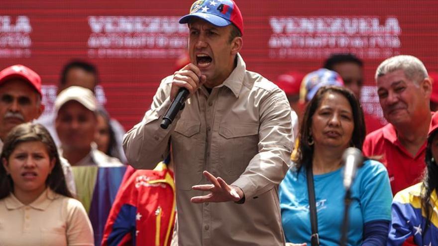 """El chavismo convoca una """"marcha histórica"""" el mismo día que la oposición protestará"""