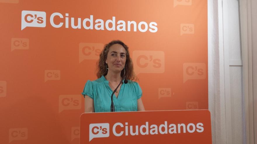 """Candidata de C's en Comunidad Valenciana no apoyará partidos """"carcomidos por la corrupción"""" aunque sean el más votado"""